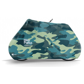 BikeParka Urban Bike Cover, camo